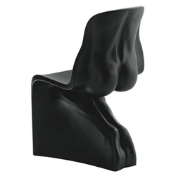 CASAMANIA chaise HIM noir