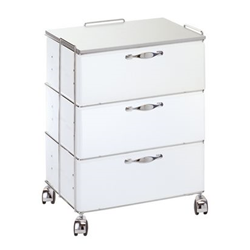 EMPORIUM drawers with wheels ISOTTA