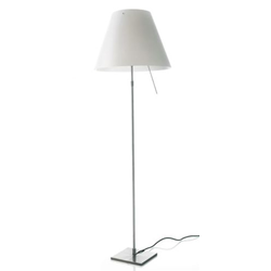 LUCEPLAN lampadaire avec interrupteur ON/OFF COSTANZA LED D13ti L