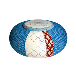 MOROSO pouf DONUT ROND SUSHI COLLECTION