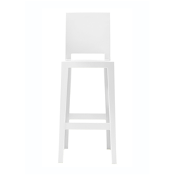 KARTELL set of 2 stools ONE MORE PLEASE H 75 cm