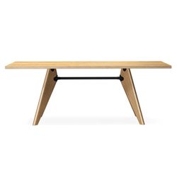 VITRA table TABLE SOLVAY