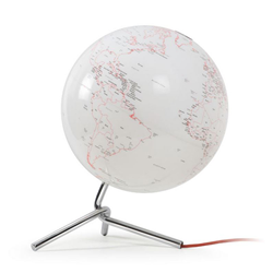 ATMOSPHERE desk lamp world map NODO