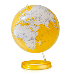 ATMOSPHERE desk lamp world map LIGHT & COLOUR BRIGHT