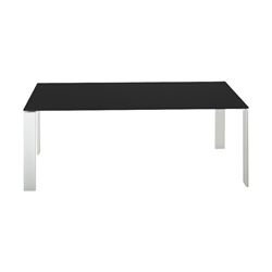 KARTELL Table FOUR  dim. 190x72x79