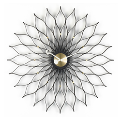 VITRA wall clock SUNFLOWER CLOCK