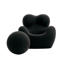 B&B ITALIA armchair SERIE UP 2000 UP5_6