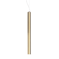 KARTELL pendant lamp RIFLY METAL PRECIOUS COLLECTION