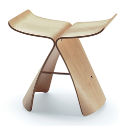 VITRA tabouret BUTTERFLY STOOL