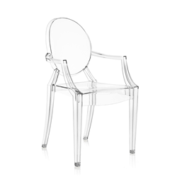 KARTELL chaise LOUIS GHOST