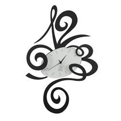 ARTI E MESTIERI wall clock BIG ROBIN