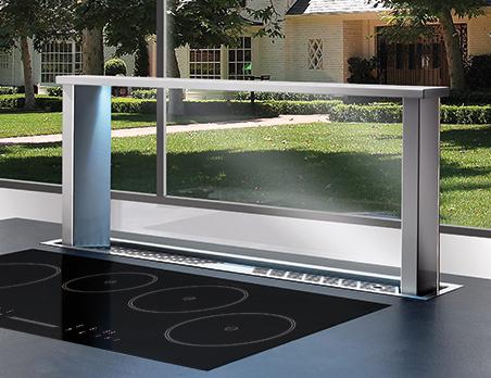 airone hotte plan de travail mozart avec moteur flat amf. Black Bedroom Furniture Sets. Home Design Ideas