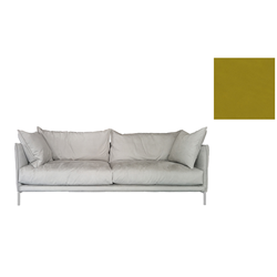 MOROSO canapé 2 places GENTRY MAJOR 240x105 cm