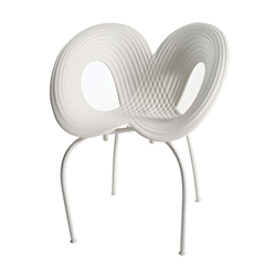 MOROSO set de 2 chaises RIPPLE CHAIR