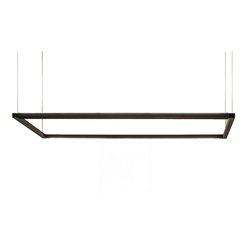 NEMO lampe de suspension SPIGOLO HORIZONTAL