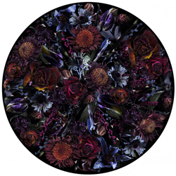 MOOOI CARPETS tapis FOOL'S PARADISE ROUND Signature collection