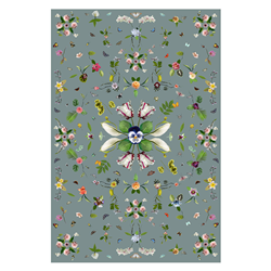 MOOOI CARPETS tapis GARDEN OF EDEN RECTANGLE Signature collection