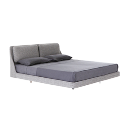 PORRO double bed MAKURA for a mattress size 160 x 200 cm