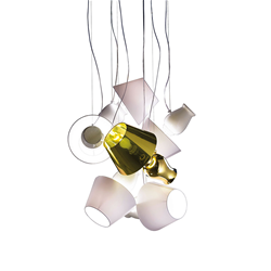 ANTONANGELI suspension lamp NOVECENTO C2