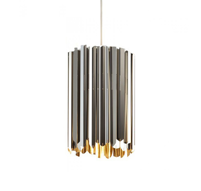 INNERMOST lampe à suspension FACET 18 (Acciaio inox - Métal)