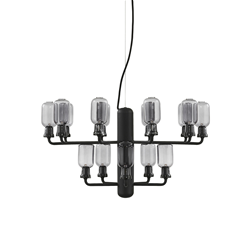 NORMANN COPENHAGEN lampe à suspension AMP CHANDELIER