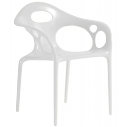 MOROSO ensemble de 4 fauteuils SUPERNATURAL