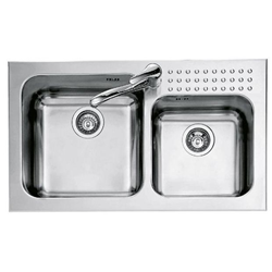 BARAZZA sink SELECT 1IS9060/2