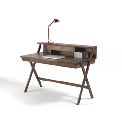 RIVA 1920 wooden writing desk NAVARRA