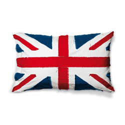 SELETTI cuschion case FLAGS CUSHION