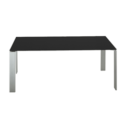 KARTELL Table FOUR  dim. 158x72x79