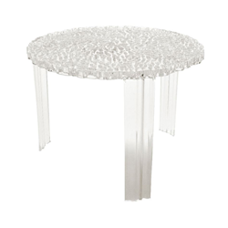 "KARTELL side table T-TABLE H 36 ""average"""