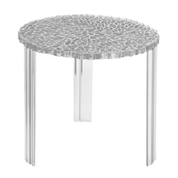 "KARTELL side table T-TABLE H 44 ""high"""