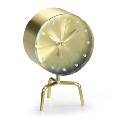 VITRA table clock TRIPOD CLOCK