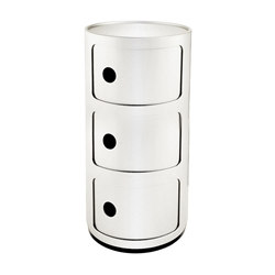 KARTELL bedside COMPONIBILI three elements
