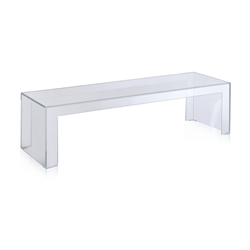 KARTELL table basse INVISIBLE SIDE TABLE