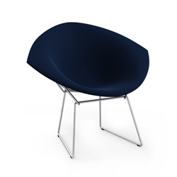 KNOLL armchair fully upholstered BERTOIA DIAMOND