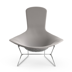 KNOLL relax armchair fully upholstered BERTOIA