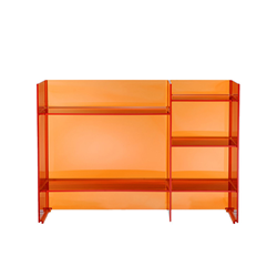 KARTELL by Laufen bathroom furniture SOUND-RACK