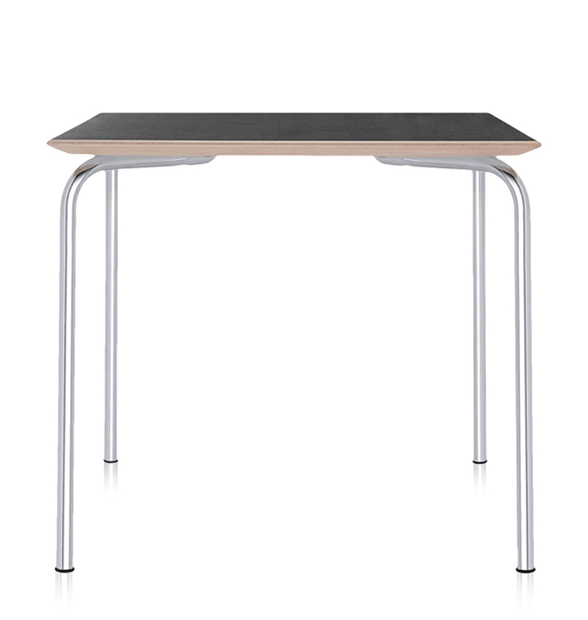 Kartell table maui 2880 anthracite pleateau lamin for Table exterieur kartell