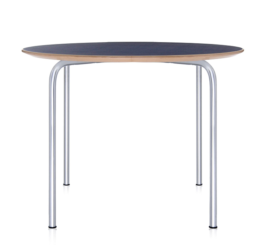 Kartell table maui 2883 bleu marine pleateau lamin for Table exterieur kartell