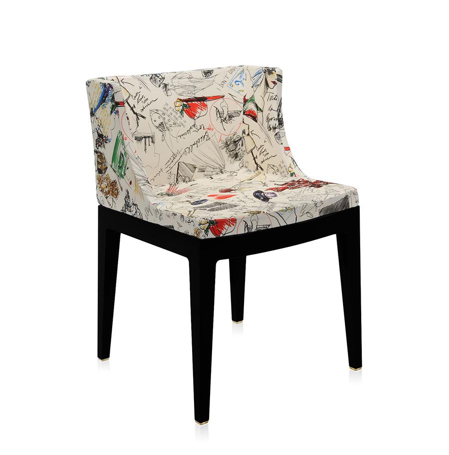"""Mademoiselle � La Mode Missoni Chair Kartell: KARTELL Fauteuil MADEMOISELLE """"à La Mode"""" (Ebauche"""