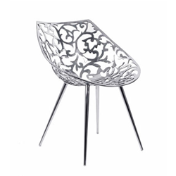 DRIADE armchair MISS LACY