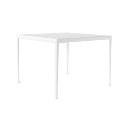 KNOLL table carré 1966 Collection Richard Schultz