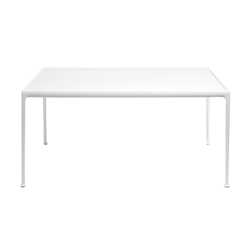 KNOLL table rectangulaire 1966 Collection Richard Schultz