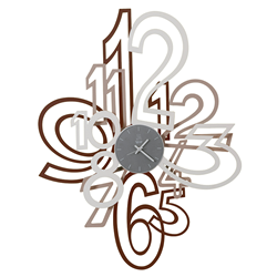 ARTI E MESTIERI wall clock MIMIC
