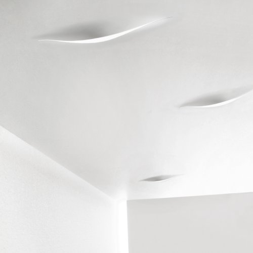 ingo maurer plafonnier lampe de mur schlitz up 3 x 50 w. Black Bedroom Furniture Sets. Home Design Ideas