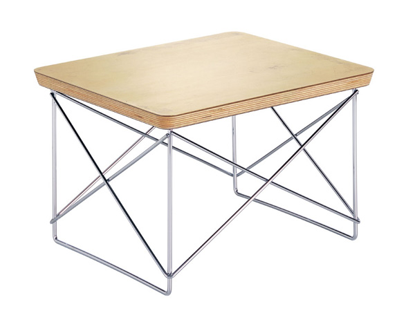 vitra table basse occasional table ltr or plaque. Black Bedroom Furniture Sets. Home Design Ideas