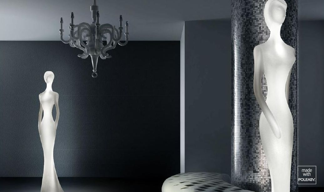 myyour lampadaire penelope led int rieur poleasy. Black Bedroom Furniture Sets. Home Design Ideas