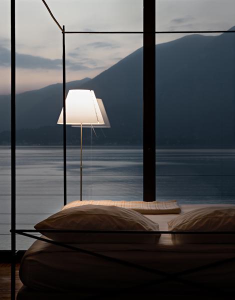 luceplan lampadaire avec variateur costanza d13 t. Black Bedroom Furniture Sets. Home Design Ideas