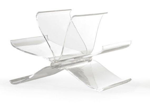 kartell porte revues front page cristal pmma transparent. Black Bedroom Furniture Sets. Home Design Ideas